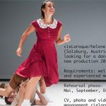 cieLaroque/helene weinzierl is Looking for a Male Dancer