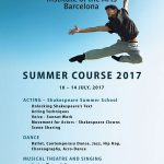 Masterclass: Bolsa para Escola de Verão Institute of the Arts Barcelona
