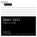 Open Call Film Poetry