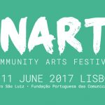 Queres ser voluntário do InArt – Community Arts Festival 2017?
