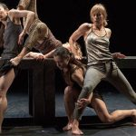 Compagnie Linga is Looking for 3 Contemporary Dancers