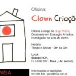 Workshop de Clown no Espaço Noa!