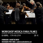 Workshop de Música para Filmes