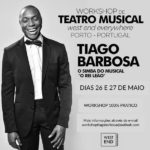 Workshop de Teatro Musical com Tiago Barbosa – O Rei Leão