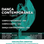Workshop Dança Contemporânea