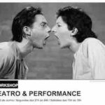 Workshop: Teatro & Performance com Victor Gonçalves